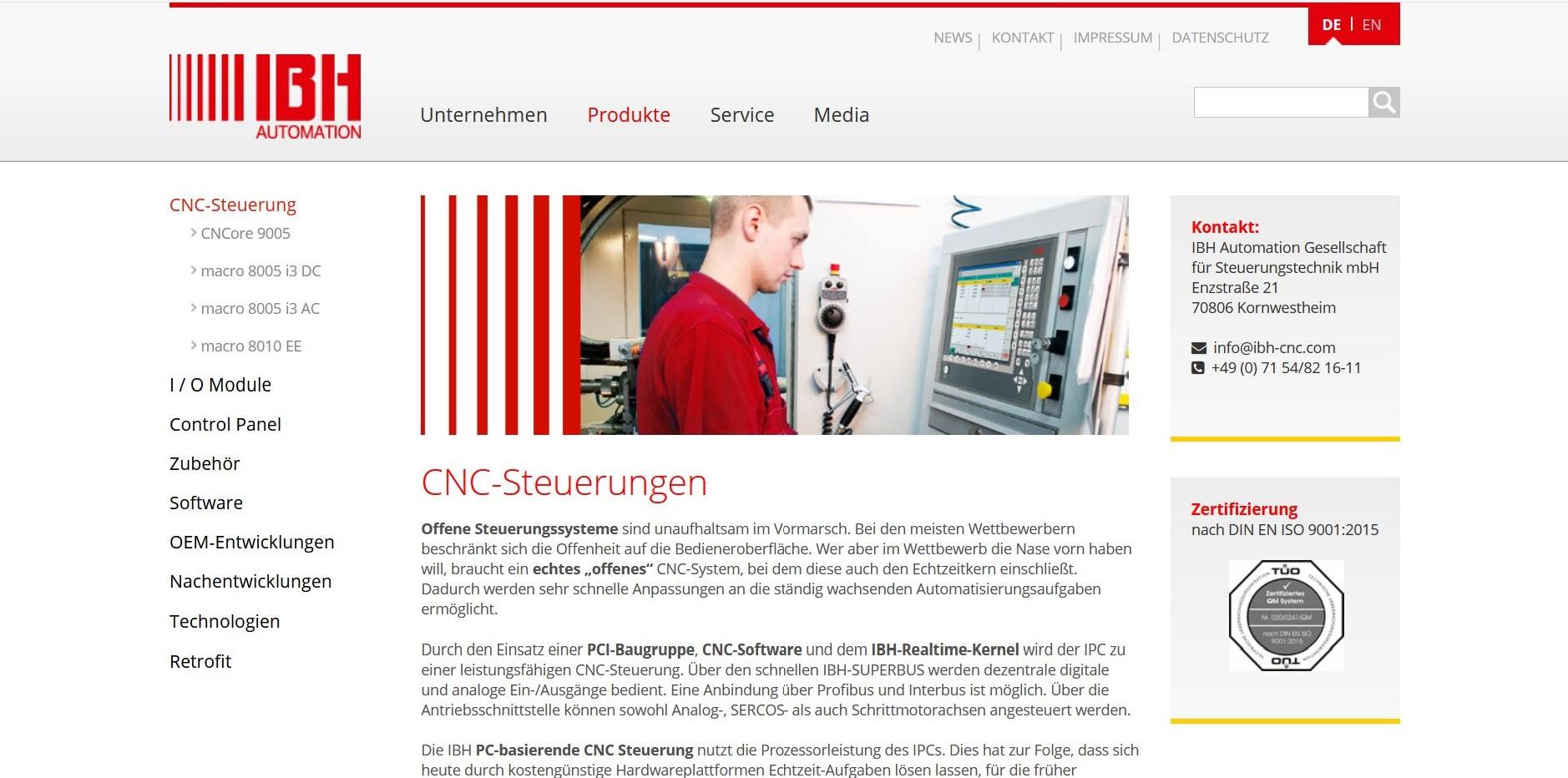 www.ibh-cnc.com